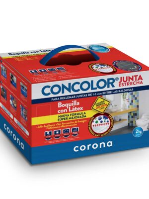 junta, boquilla concolor corona